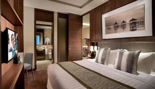 Ascott Waterplace Surabaya - Kamar Eksekutif dengan 1 Kamar Tidur