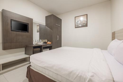 Hotel Agraha Makassar - Bedroom D/D