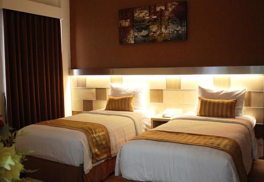Ruby Hotel Syariah Bandung - DELUXE TWIN