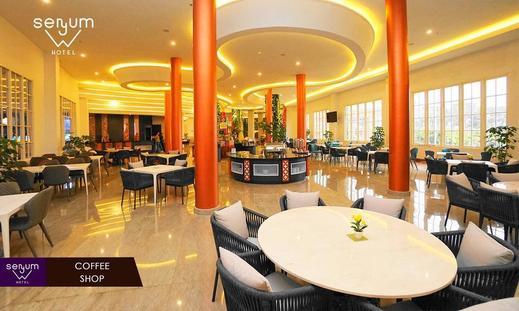 Senyum World Hotel Malang - Restaurant