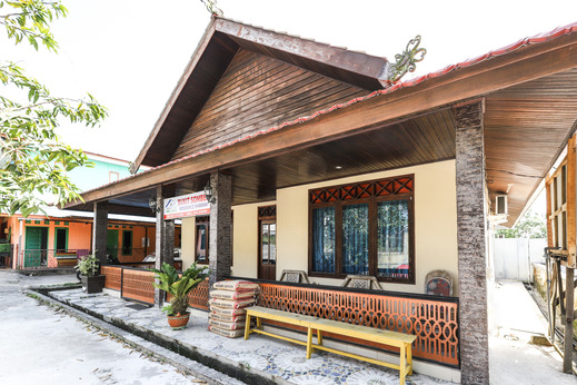 OYO 3789 Bukit Somber Residence Syariah Balikpapan - Facade