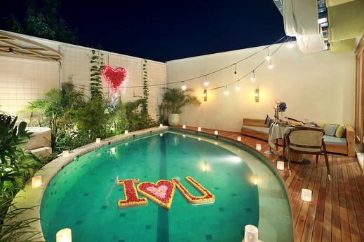Sini Vie Villa Bali - Private Pool