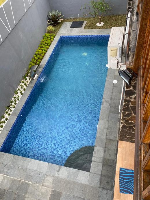 Villa Arjuna Garut - Pool