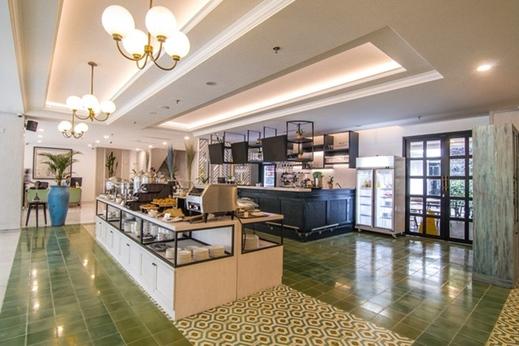 Jambuluwuk Thamrin Hotel Jakarta - Restaurant