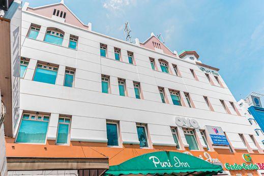 Puri Inn Hotel Jakarta - Facade