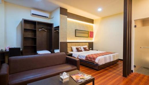 The Batik Hotel Ternate by Invictus Ternate - Bedroom