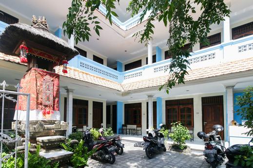 Airy Eco Legian Patimura Gang Melati 2M Kuta Bali - Eksterior