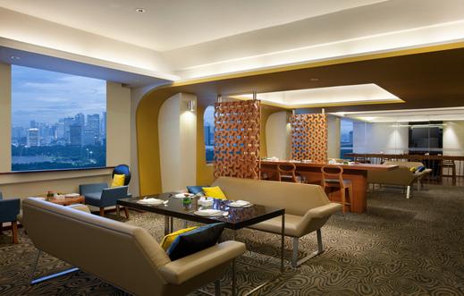 Sparks Luxe Jakarta Jakarta - Executive Lounge