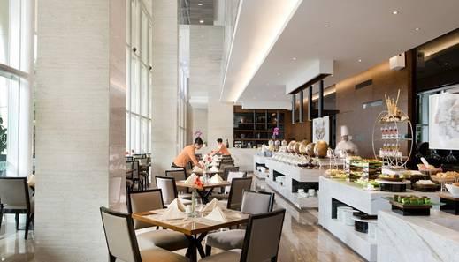 Hotel Santika Premiere Hayam Wuruk - Restaurant
