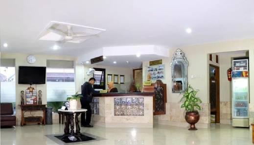 Hotel Mataram 2 Malioboro Jogja - Lobi