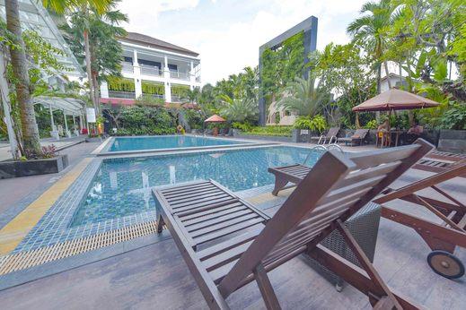 Gallery Prawirotaman Hotel Jogja - Kolam Renang