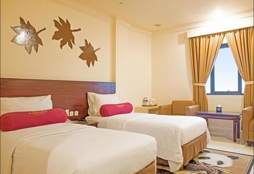 BI Executive Hotel Ancol Mangga Dua - Executive Twin