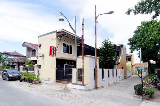 OYO 1507 Doriyu Homestay Medan - Facade