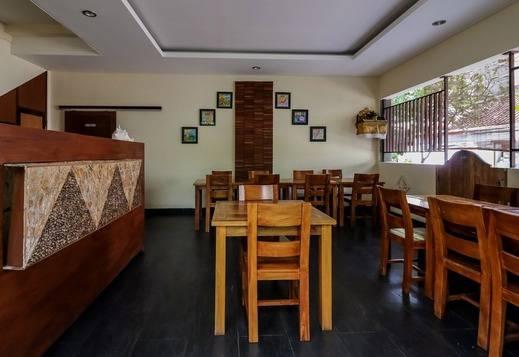 NIDA Rooms Dewi Sartika 30 Tuban Kuta Bali - Restoran