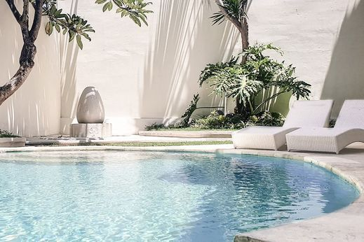 Villa de Malicott Athena Bali - Pool