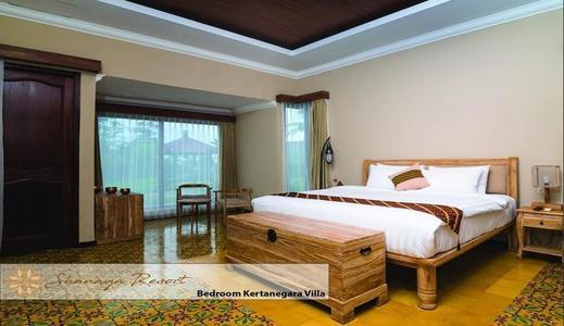Shanaya Resort Malang Malang - Room