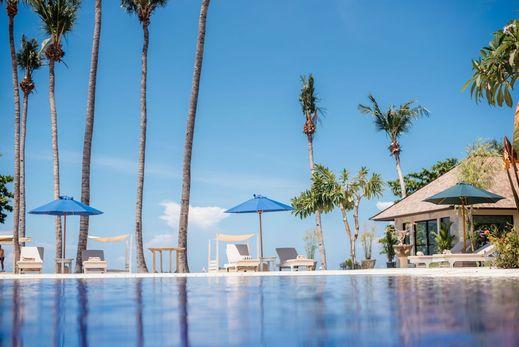 Kutus Kutus Sunari Beach Resort Lovina - Pool