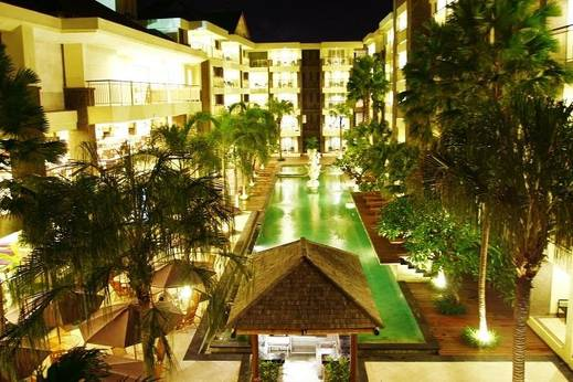 Bali Kuta Resort Bali - Kolam Renang