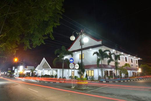 Inna Ombilin Heritage Hotel Sawahlunto - Appearance