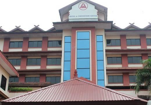 NIDA Rooms Gatot Subrato 92 Jelutung Jambi - Exterior