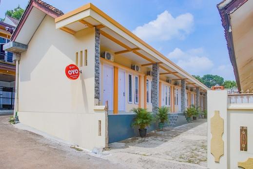OYO 3839 Wisma Bambu Syariah Bandar Lampung - Facade
