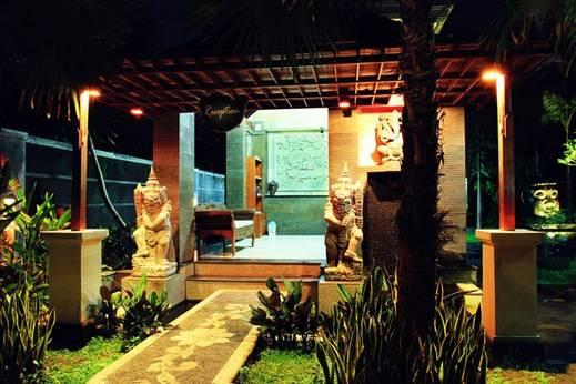 Alas Petulu Cottages Bali - (06/Feb/2014)