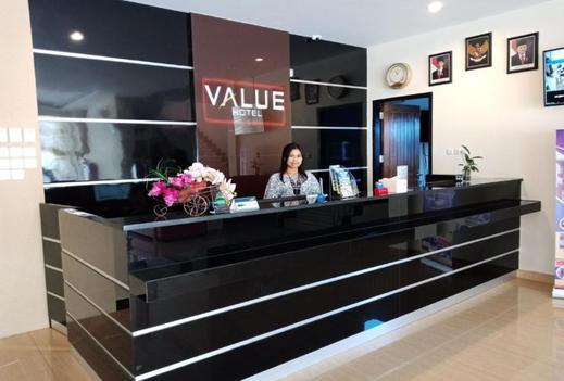 Value Hotel Palopo - Reception