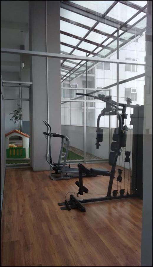 Easton Park Apartment By Bonz Room Sumedang - interior