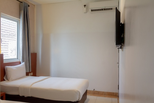Hotel Mirah Jakarta - BEDROOM ST T