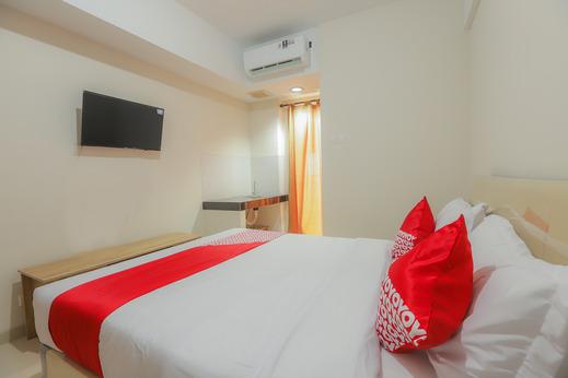 OYO 630 Green Lake View Cimanggis Depok - Bedroom
