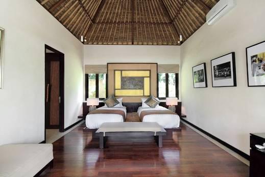 Villa Amrita Bali - The Vidya Room
