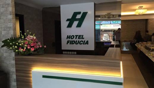Hotel Fiducia Blora Jakarta - Lobi