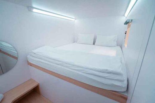 Bobobox Pods Juanda Jakarta Jakarta - Bedroom