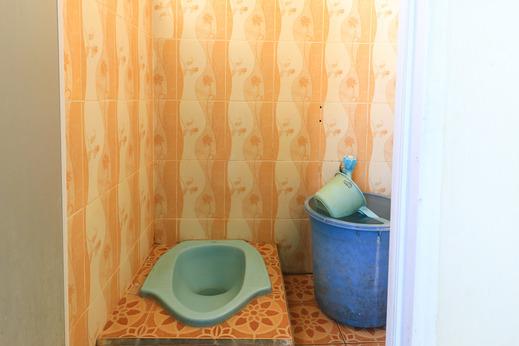 Sentosa 76 Guest House Balikpapan - Bathroom
