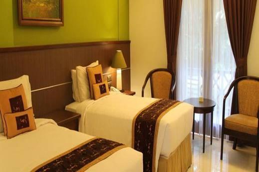 Risata Bali Resort Bali - Kamar tamu