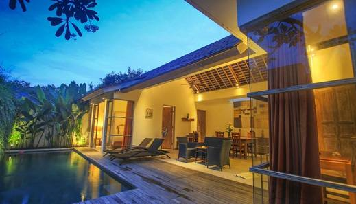 The Decks Bali - Two Bedroom Villa Private pool