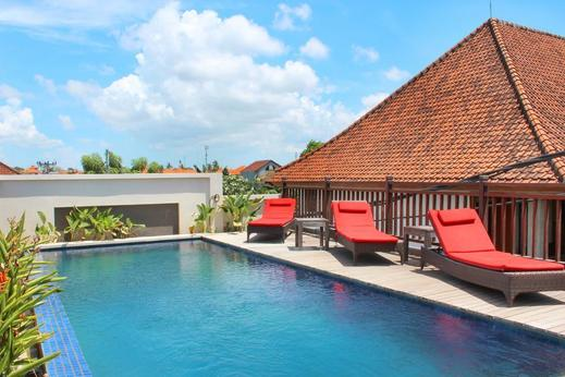 Airy Pantai Sanur Danau Tamblingan 50 Denpasar Bali - Pool