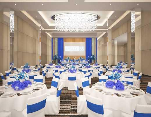 Hotel 88 Banjarmasin Banjarmasin - ruang rapat