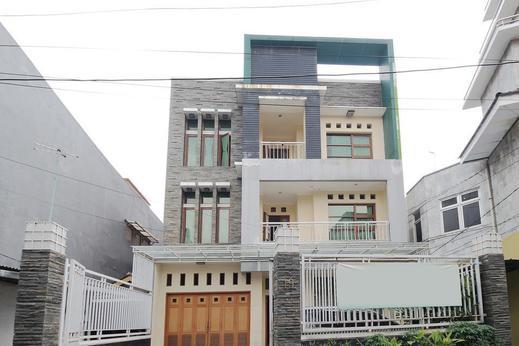 Airy Syariah Tanah Abang Kebon Kacang Enam 19 Jakarta Jakarta - Hotel Front