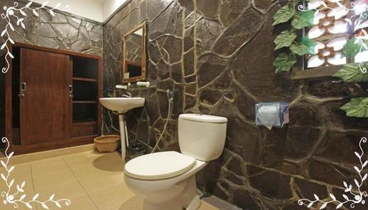 Nara Ubud Cottage Bali - Bathroom