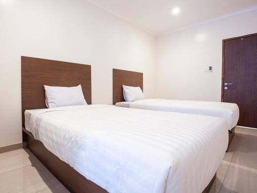 LG Residence Surabaya - BEDROOM