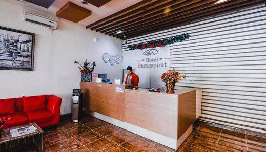 RedDoorz Plus near Sultan Hasanuddin Airport Makassar - Reception