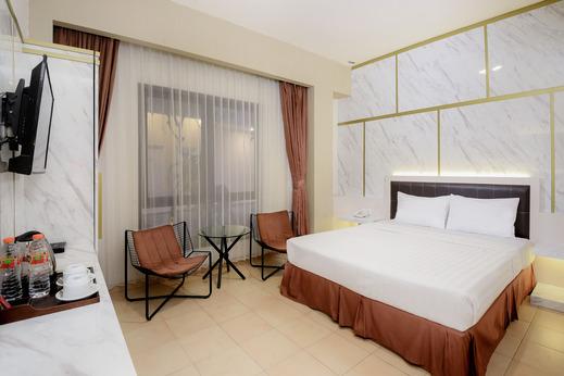Grand Malioboro Yogyakarta ( FKA Hotel Jentra Malioboro ) Malioboro - Deluxe