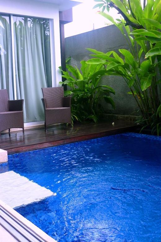 Puri Hiromi Bali - Guestroom