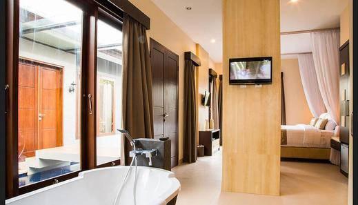 Seven Angels Villa Bali - Guestroom