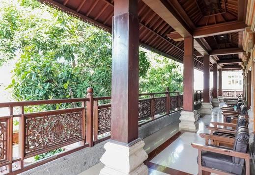 NIDA Rooms Yos Sudarso Badung - Pemandangan Area