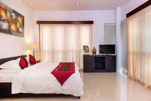 Villa C31 Seminyak Bali - Bedroom