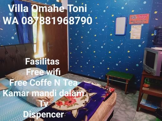 Villa Omahe Toni Malang - Kamaran