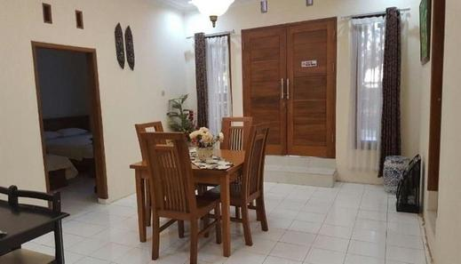 Nusawiru Guest House Pangandaran - Interior