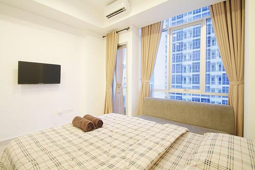 Apartemen The Capitol Park Residence by Stay360 Jakarta - Bedroom